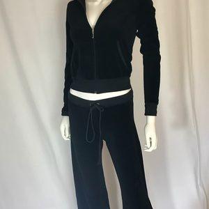 Juicy Couture Black Track Suit